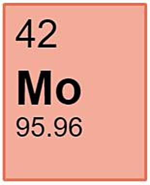 Molybdenum element-1