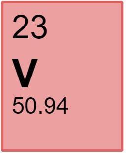 Vanadiumelement