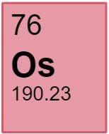 osmiumelement